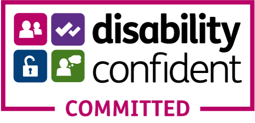STEP - Disability Confident Committed